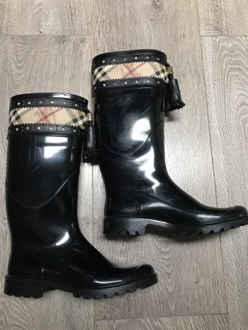 Botas 100% originales Burberry